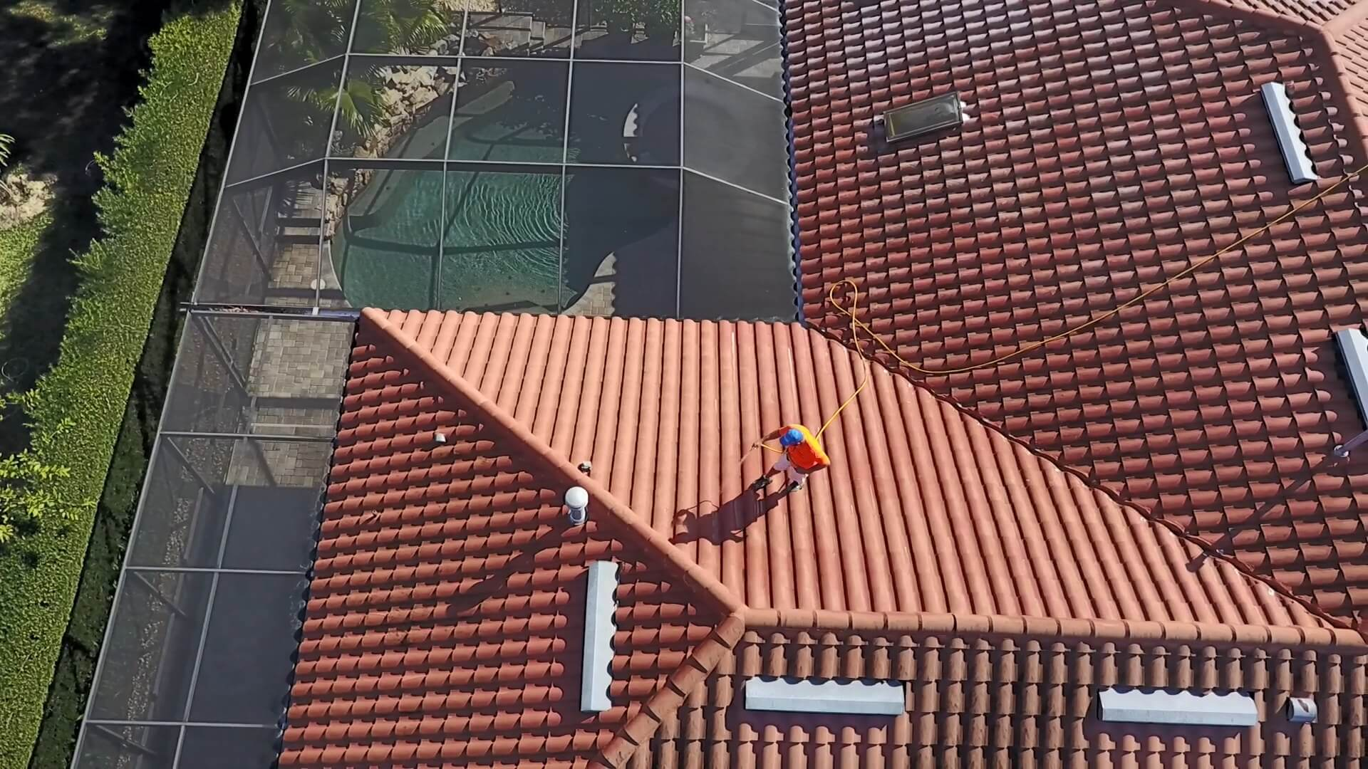 roof cleaning lutz fl