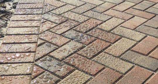 paver sealing service