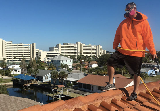 commercial roofing contractors trinity