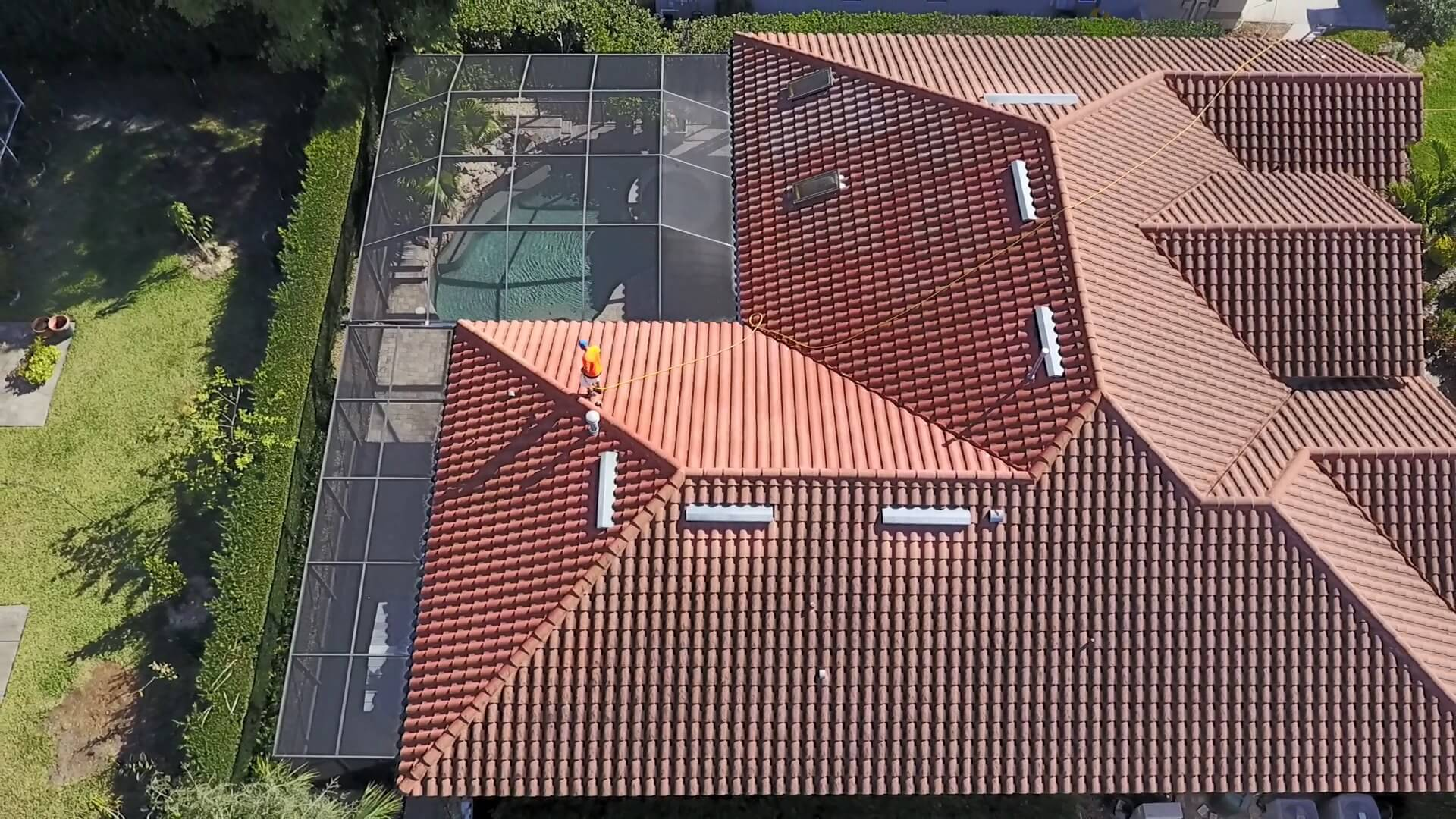 roof cleaning trinity fl